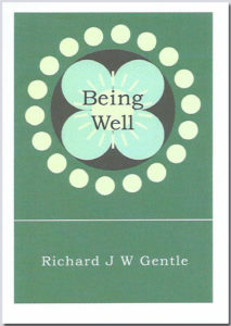 Being Well - book